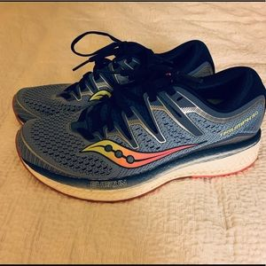 Saucony Triumph ISO Running Shoes - 7.5